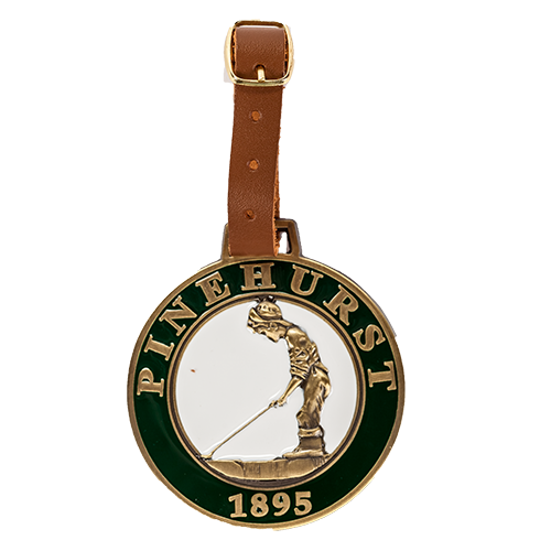 Engravable Bag Tag - Putter Boy LARGE